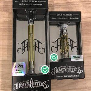 Heavy Hitters 2.2g