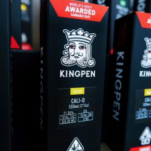 Kingpen Cartridge 500mg and 1000mg