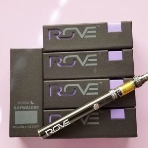 Rove Cartridges (Sativa, Indica and Hybrid)