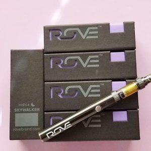 Rove Cartridges (Sativa, Indica and Hybrid)
