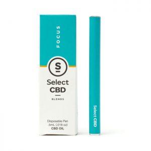 Select CBD Blends - Disposable Pen