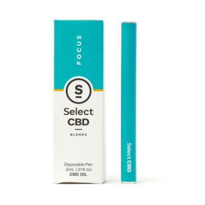 Select CBD Blends - Disposable Pen
