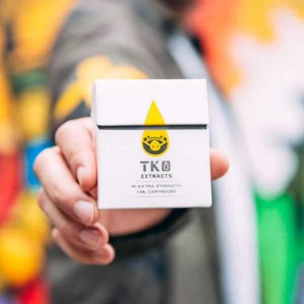 TKO Extracts – 1g Carts